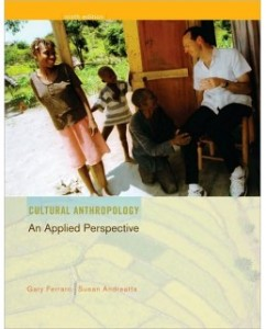 Test Bank for Cultural Anthropology: An Applied Perspective, 9th Edition: Gary Ferraro
