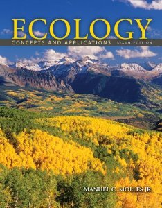 Test Bank for Ecology Concepts and Applications, 6th Edition : Molles