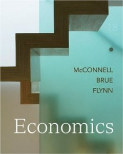 Test Bank for Economics, 18th Edition : McConnell TB