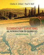 Elementary Surveying An Introduction to Geomatics Ghilani 13th Edition Solutions Manual