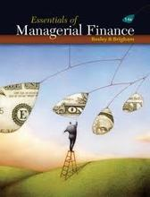 Essentials of Managerial Finance Brigham 14th Edition Solutions Manual