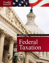 Federal Taxation 2013 Pratt 7th Edition Solutions Manual