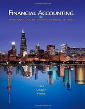Financial Accounting An Introduction to Concepts, Methods and Uses Weil 14th Edition Solutions Manual