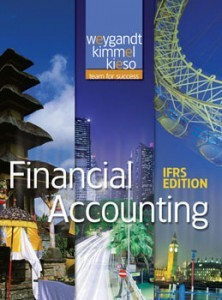Test Bank for Financial Accounting IFRS, 1st Edition: Weygandt