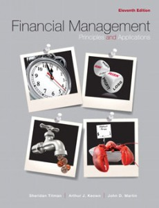 Test Bank for Financial Management Principles and Applications, 11th Edition: Titman