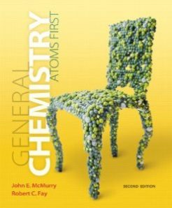 Test Bank for General Chemistry Atoms First, 2nd Edition : McMurry