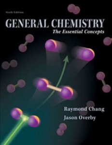 Test Bank for General Chemistry The Essential Concepts, 6th Edition: Chang