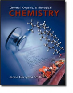 Test Bank for General Organic and Biological Chemistry, 1st Edition: Smith