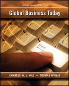 Test Bank for Global Business Today, 2nd Canadian Edition: Hill