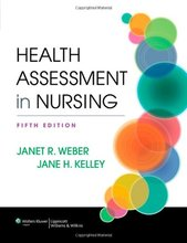 Health Assessment in Nursing Weber 5th Edition Test Bank