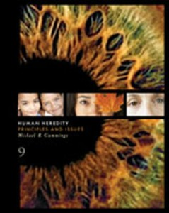 Test Bank for Human Heredity Principles and Issues, 9th Edition: Cummings