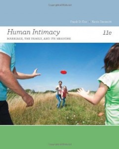 Test Bank for Human Intimacy Marriage the Family and Its Meaning, 11th Edition : Cox