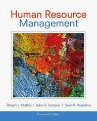 Human Resource Management Mathis 14th Edition Test Bank