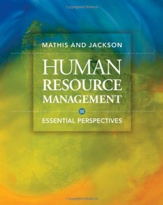 Test Bank for Human Resource Management Essential Perspectives 5th Edition Robert L Mathis