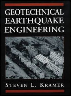 Solution Manual for Geotechnical Earthquake Engineering Steven L. Kramer
