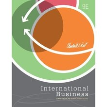 International Business Hill 9th Edition Solutions Manual