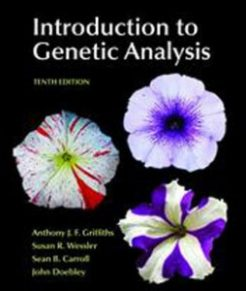 Test Bank for Introduction to Genetic Analysis, 10th Edition: Griffiths