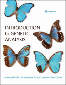 Test Bank For Introduction to Genetic Analysis, 9th edition: Griffiths Wessler