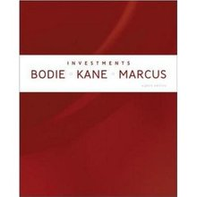 Investments Bodie 8th Edition Solutions Manual