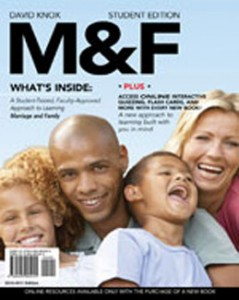 Test Bank for M and F, 1st Edition: Knox