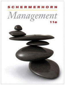 Test Bank for Management, 11th Edition: Schermerhorn