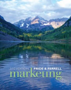 Test Bank for Marketing 2012, 16th Edition: Pride