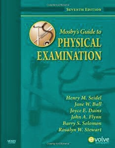 Mosby's Guide to Physical Examination Seidel 7th Edition Test Bank
