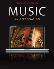 Music An Appreciation Kamien 10th Edition Test Bank