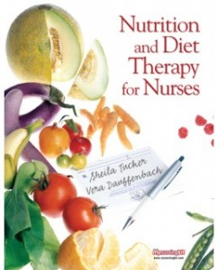 Test Bank for Nutrition and Diet Therapy for Nurses, 1st Edition: Sheila Tucker