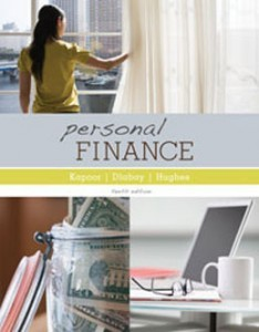 Test Bank for Personal Finance, 10th Edition: Kapoor