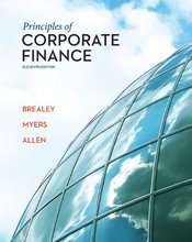 Principles of Corporate Finance Brealey 11th Edition Test Bank