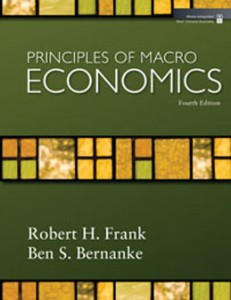 Test Bank for Principles of Macroeconomics, 4th Edition: Frank