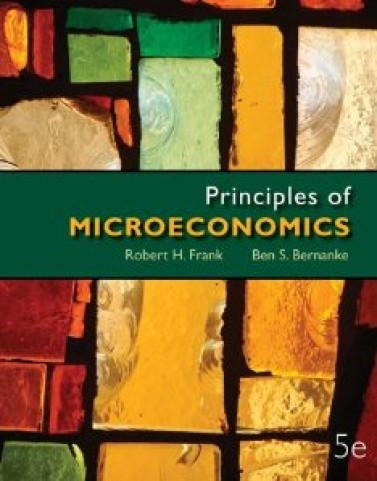 Test Bank for Principles of Microeconomics, 5th Edition : Frank