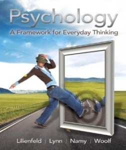 Test Bank for Psychology A Framework for Everyday Thinking, 1st Edition : Lilienfeld