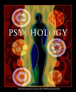 Test Bank for Psychology, 3rd Canadian Edition: Wade