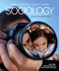 Test Bank for Sociology, 7th Canadian Edition: Macionis