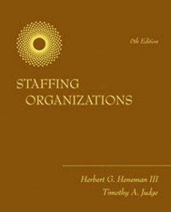 Test Bank for Staffing Organizations, 6th Edition: Heneman