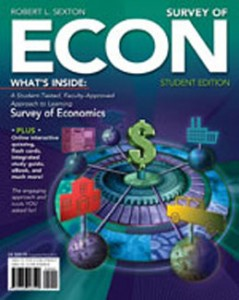 Test Bank for Survey of ECON, 1st Edition: Sexton