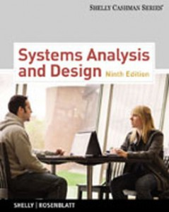 Test Bank for Systems Analysis and Design, 9th Edition: Shelly
