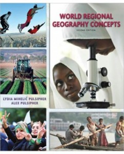 Test Bank for World Regional Geography Concepts, 2nd Edition: Lydia Mihelic Pulsipher