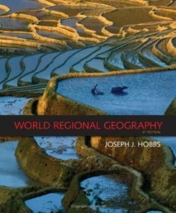 Test Bank for World Regional Geography, 6th Edition : Hobbs