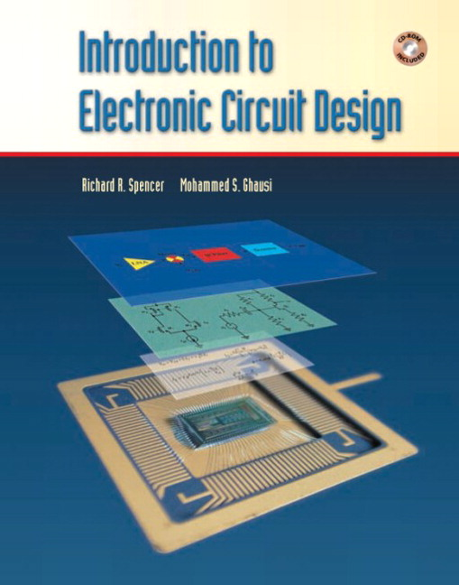 solution manual for introduction to electronic circuit design richardIntroduction To Electronic Circuit Design Download #1