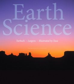 Earth Science Tarbuck 14th Edition Test Bank