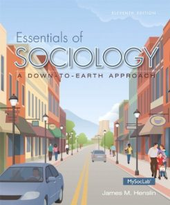 Essentials of Sociology Henslin 11th Edition Test Bank