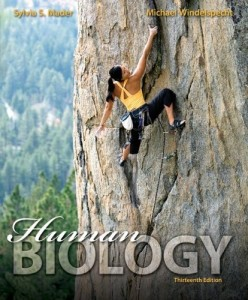 Human Biology Mader 13th Edition Solutions Manual