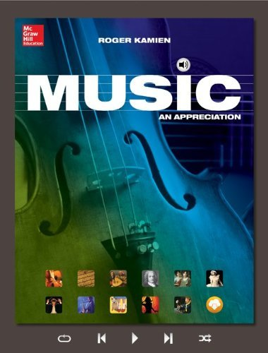 Music An Appreciation Kamien 11th Edition Test Bank