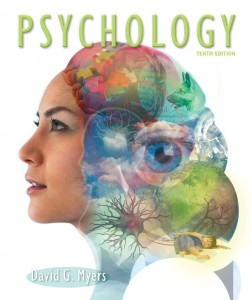Psychology Myers 10th Edition Test Bank