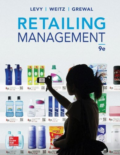 Retailing Management Levy 9th Edition Solutions Manual