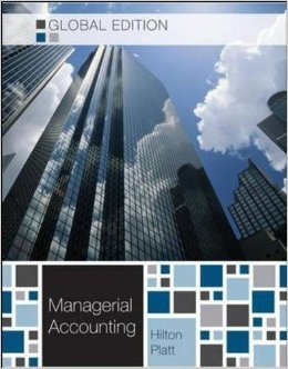 managerial accounting 9th canadian edition solutions manual