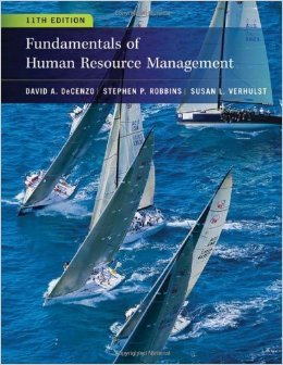 Test Bank For Fundamentals of Human Resource Management 11th Edition by David A. DeCenzo, Stephen P. Robbins, Susan L. Verhulst